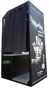 Enclosed Photo Booth Hire Sydney